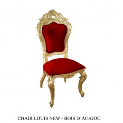 Chaise mariage