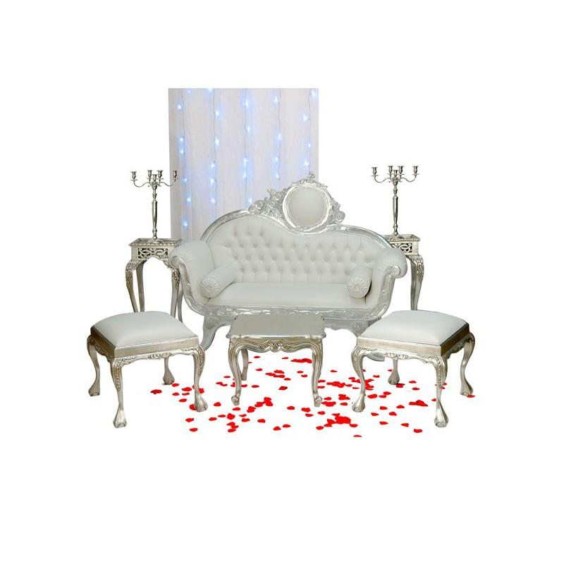 location canap mariage et d co assortie. Black Bedroom Furniture Sets. Home Design Ideas