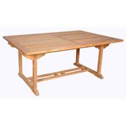 Location Table De Jardin En Teck Cyclades 10 Couverts