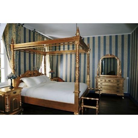 Location de lit baldaquin pour vos v nements paris - Lit baldaquin sherazade ...