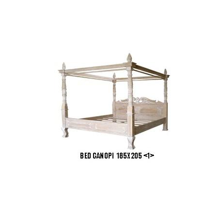 Location lit … badaquin bois c'rus' 180 cm