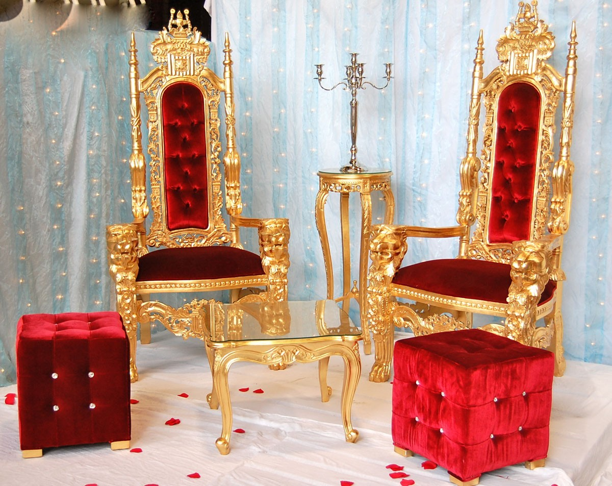 trone mariage - Trone Mariage Oriental