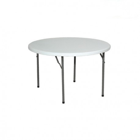 Location table ronde 122 cm