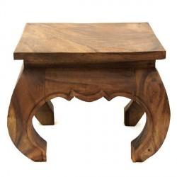 Location table basse opium en bois