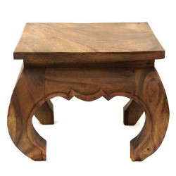 Location table basse opium en bois