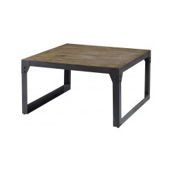 Location table basse carree factory