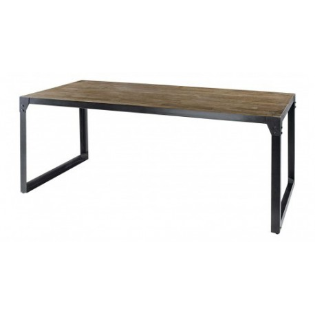 Location table factory 230 cm (180 + rallonge 50 cm)