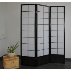 Paravent japonais à louer 3 panneaux