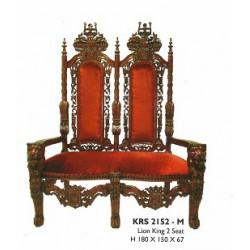 Location trône de style médieval H 180 cm