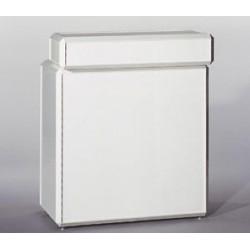 Location de comptoir blanc
