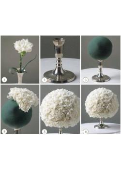 Centre de table & fleurs