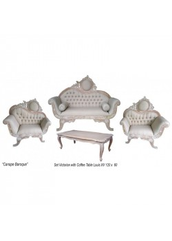 Location mobilier beige