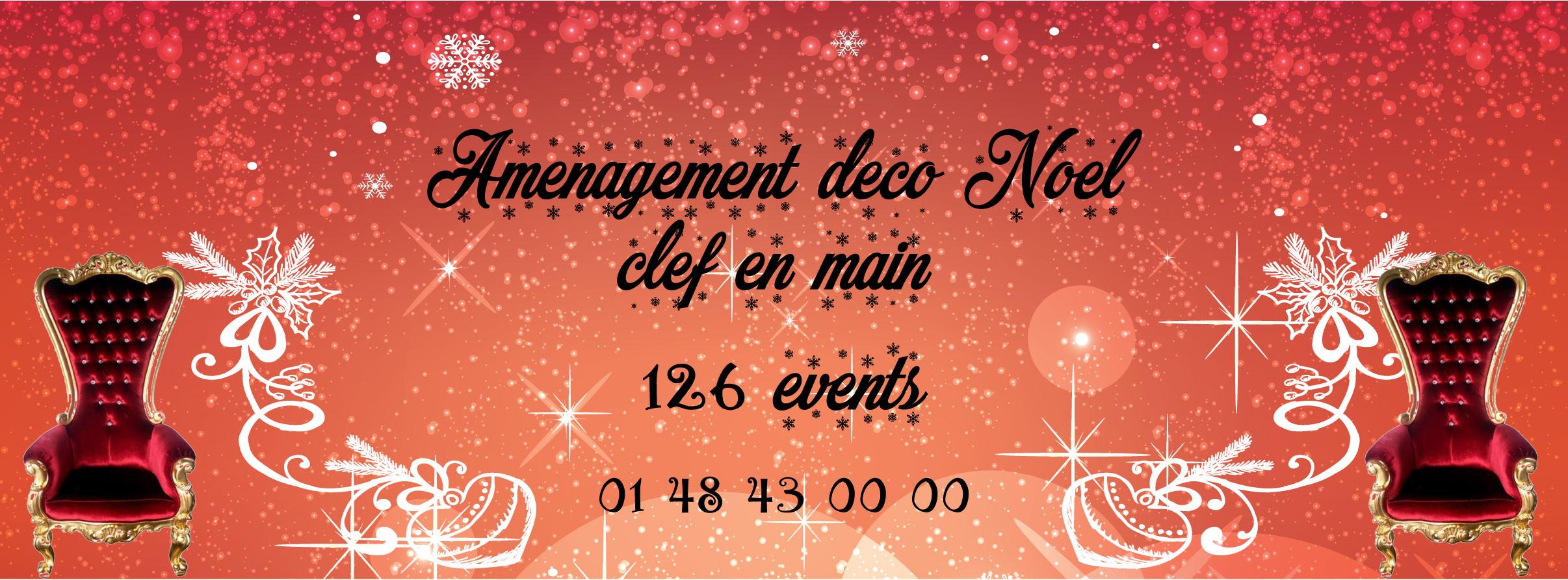 arbre de Noël pour comité d'entreprise Paris