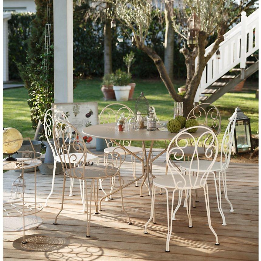 fermob garden furniture hire paris