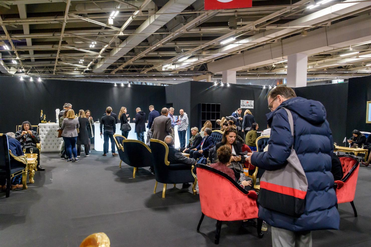 exposant salon heavent paris 126 events.