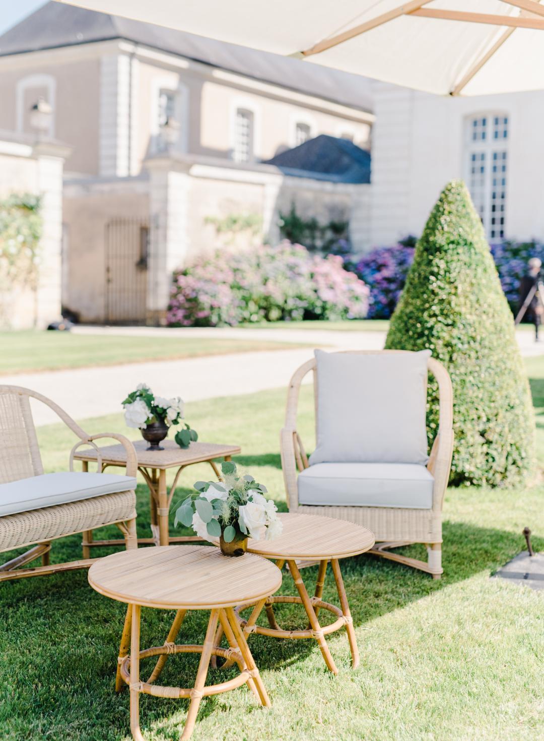 luxury rental furniture paris