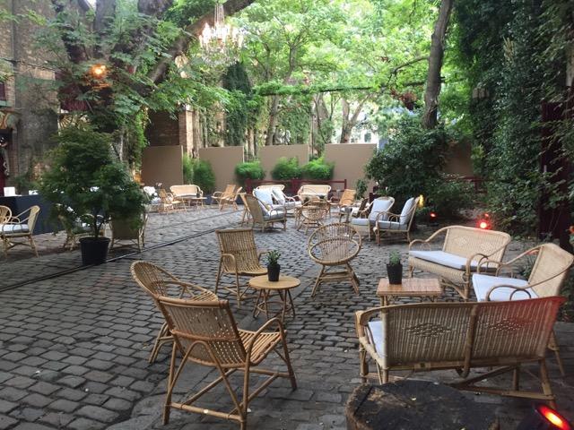 location mobilier jardin vintage