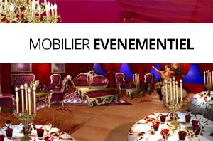 Nos références location mobilier évènementiel